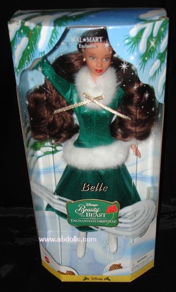 Enchanted Christmas Skating Doll